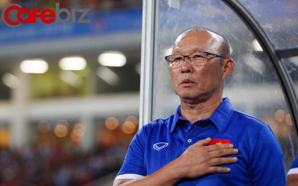Làm lãnh đạo doanh nghiệp mà học được HLV Park Hang-Seo cách quản lý đội bóng như thế này đảm bảo kinh doanh gì cũng thắng